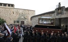 Viernes Santo en Cáceres: Procesión del Santo Entierro