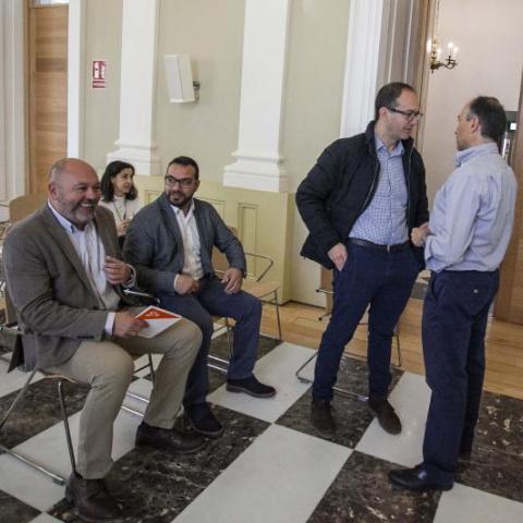 Ciudadanos descarta que la salida de Nevado facilite un pacto con el PP