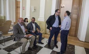 Ciudadanos descarta que la salida de Nevado facilite un pacto con el PP en Cáceres