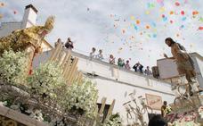 Jerez vive el Domingo de Resurrección con una procesión llena de gozo
