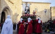 El Cristo de la Victoria se estrena en Sábado Santo