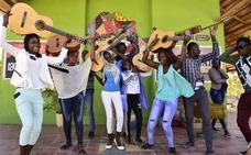 Guitarras que cambian vidas