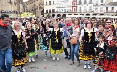 El Chíviri congrega a 12.000 personas en Trujillo