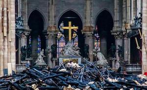 El incendio de Nuestra Señora