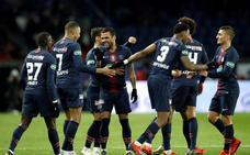 El PSG logra su octava liga sin jugar