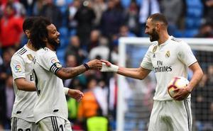 Marcelo: «El Madrid es mi casa»