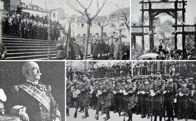 Un siglo con guarnición fija y el general que unió a Cáceres y Badajoz