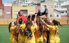 El Santa Teresa agarra el título en su camino de ascenso a Liga Iberdrola
