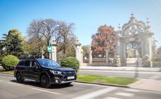 Subaru elige el GLP, el gas disponible en 600 gasolineras