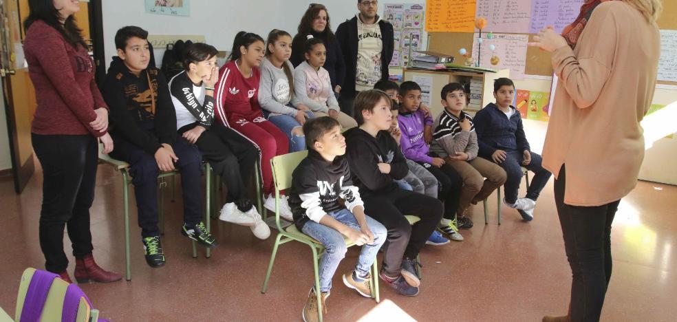 Los colegios apuran los últimos días de escolarización para atraer más alumnos