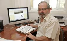 El abogado Teófilo Amores, candidato de Vox a la Alcaldía de Cáceres