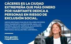 La Junta Electoral obliga a retirar de la web del Consitorio cacereño las noticias sobre visitas a obras