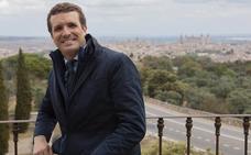 Pablo Casado: «Ni me planteo que el PP saque los peores resultados de su historia»