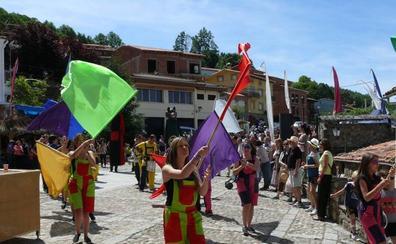 Viriato volverá a recorrer las calles de Guijo de Santa Bárbara del 3 al 5 de mayo