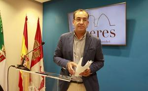 Guardiola, Expósito, Bazo y Muriel acompañan a Rafael Mateos en la lista del PP a la Alcaldía de Cáceres
