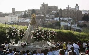 La bajada de la Virgen de la Montaña estrena título de Interés Turístico Regional