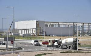 El proyecto para la terminal de la Plataforma Logística sube 3 millones de euros