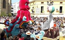 'En el fondo del mar' gana el desfile de carrozas de Piedraescrita