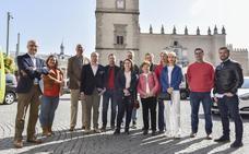 «No somos de derechas ni de izquierdas, somos el partido de Badajoz»