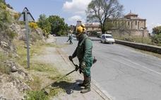 65 policías locales de Plasencia vigilarán el fin de semana el Santuario