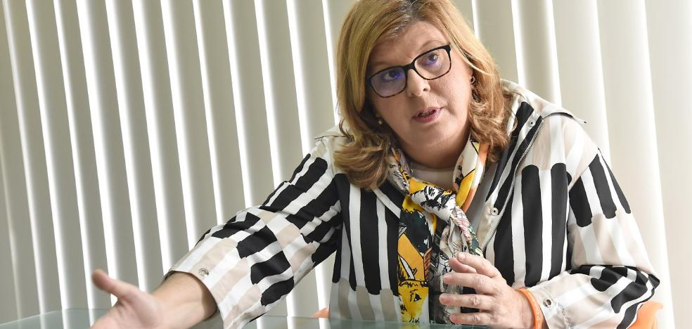 Victoria Domínguez: «Mi prioridad es llevar el medio rural a la agenda política de Madrid»