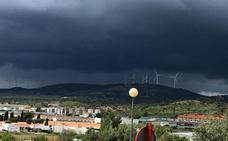 Amplían la alerta amarilla por lluvias y fuertes vientos a varias zonas del sur de la región
