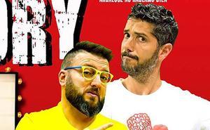 Los monólogos con acento andaluz de Toni Rodríguez y Pepito El Caja llegan el viernes a Badajoz