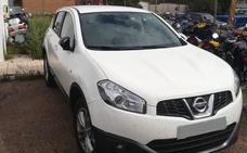 La Policía Local recupera en Badajoz un coche que había sido robado