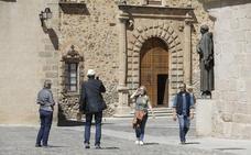 Extremadura lideró en el primer trimestre la tasa de crecimiento de viajeros y pernoctaciones