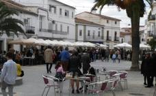Aumentan el 29% los turistas en Malpartida de Cáceres, en Semana Santa respecto al año pasado