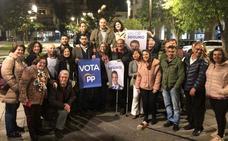 El PP dombenitense presenta su lista electoral