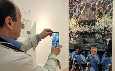 'Photocall' y homenaje a los hermanos de carga en Pintores 10