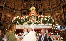 La agenda del novenario de la Virgen de la Montaña
