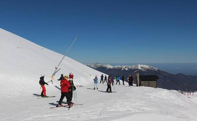 Alto Campoo cierra uno de los mejores cursos de la zona norte esta temporada