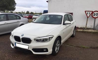 Recuperan en Badajoz un coche robado en Portugal