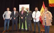 VOX confirma a Javier F. García candidato a la alcadía