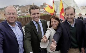 Semana de pasión en el PP de Cáceres