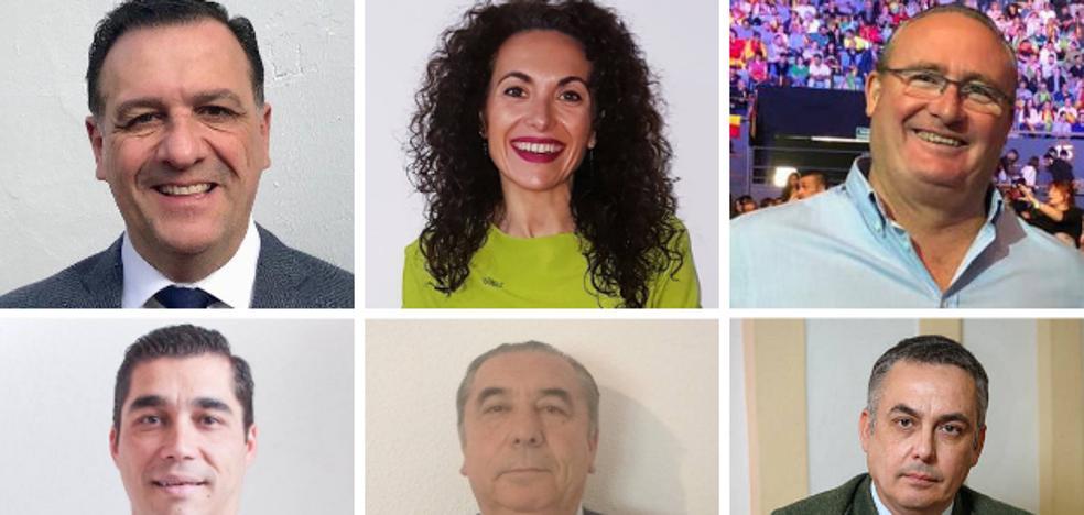 Siete de los primeros diez candidatos de Vox a la Asamblea proceden del PP