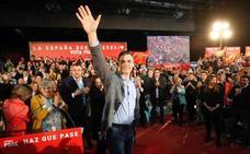 Sánchez afirma que si PP y Cs «no son capaces de gobernarse entre ellos cómo van a gobernar»