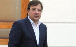 Vara aclara que Vadillo encabeza la lista del PSOE en Alburquerque pero no vuelve al partido