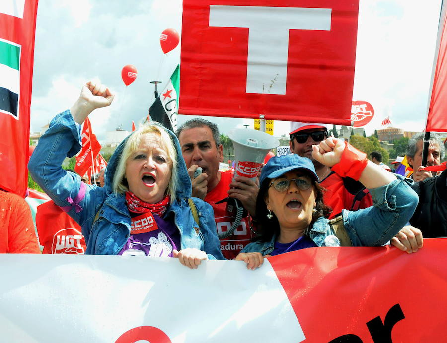 Los sindicatos valoran el dato de la EPA pero critican la alta tasa de desempleo y la precariedad