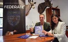 Caja Almendralejo, nueva entidad patrocinadora de la Federación de Caza