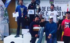 Pódium extremeño en el Gran Prix FITASC de España de Recorridos de Caza
