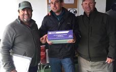 Barbosa y Verdasco ganan las pruebas provinciales de Compak Sporting