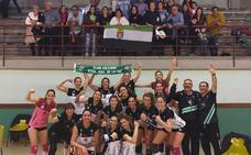 El Arroyo inicia su operación retorno a la élite del voleibol