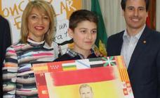 El alumno José Gómez, de Montijo, representará a Extremadura en la audiencia con Felipe VI