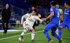 Brahim da ilusión al Madrid más esquelético de la década