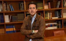 Víctor Píriz: «Estamos abiertos a pactar solo con los que respeten la unidad de España»