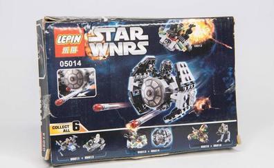 Desmantelan en China una red de falsificadores de Lego