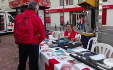 Cruz Roja ayudó a 406 personas en los últimos doce meses en Almendralejo